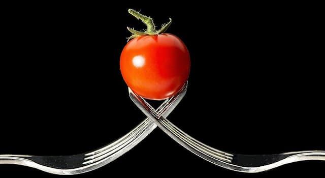 Природа Вопрос: Какая страна является крупнейшим производителем томатов в мире?