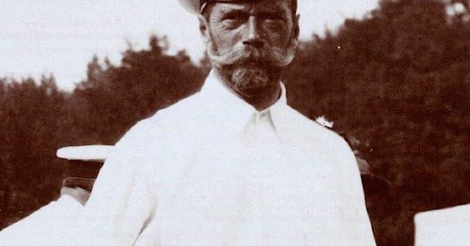 История Вопрос: Какая татуировка была на руке у Российского Императора Николая II?