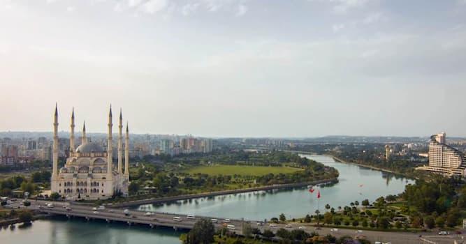География Вопрос: Какой курорт находится на черноморском побережье Турции?