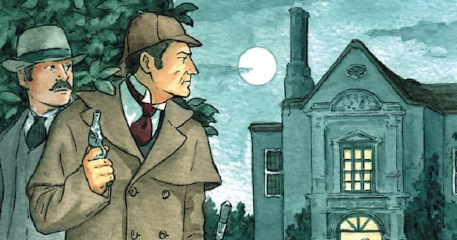 Культура Вопрос: Какой рассказ английского писателя Артура Конан Дойля существует?