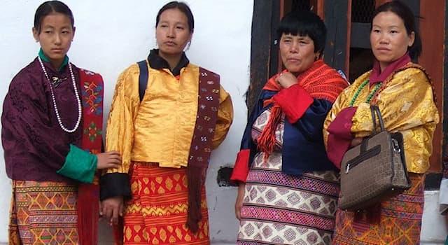 Культура Вопрос: Кира — это национальный женский костюм какой страны?