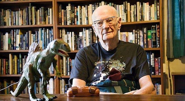 Наука Вопрос: Когда впервые была присуждена литературная премия Артура Кларка - за лучший научно-фантастический роман?