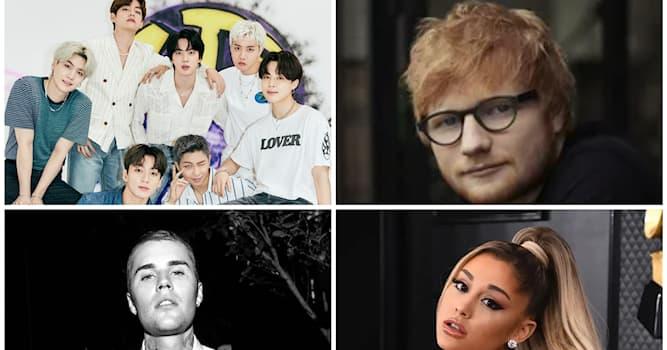 Культура Вопрос: Кому принадлежит мировой рекорд «самого популярного трека на Spotify за первые 24 часа»?