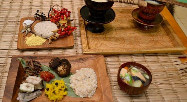 Культура Вопрос: Кухня айнов — это этническая кухня народа из какой страны?