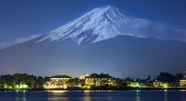 География Вопрос: На каком Японском острове находится гора Фудзияма?