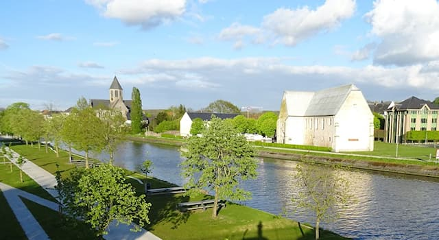 География Вопрос: На территории каких стран протекает река Шельда?