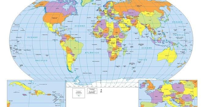 Geografía Pregunta Trivia: ¿Qué frontera se considera en la actualidad la mas pequeña entre dos países?