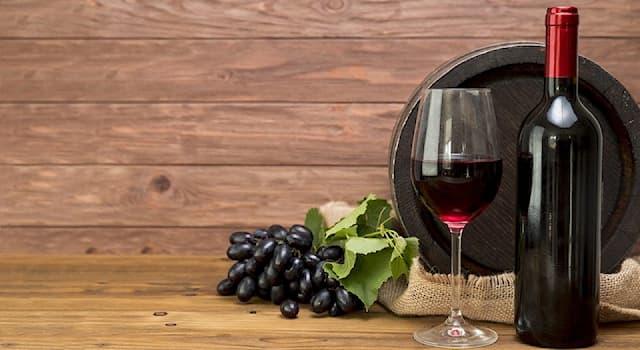 Культура Вопрос: Сколько градусов в красном вине?