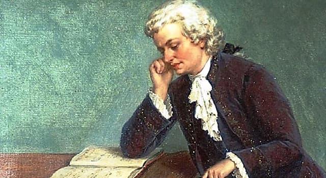 Культура Вопрос: Сколько лет было знаменитому композитору Вольфгангу Амадею Моцарту на момент его смерти?