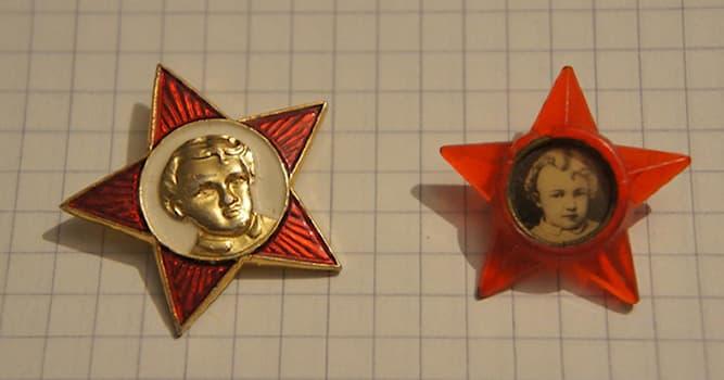 История Вопрос: Сколько правил было у советских октябрят?