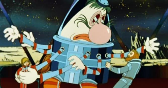 Кино Вопрос: Сколько рук у персонажа мультфильма «Тайна третьей планеты» Громозеки?