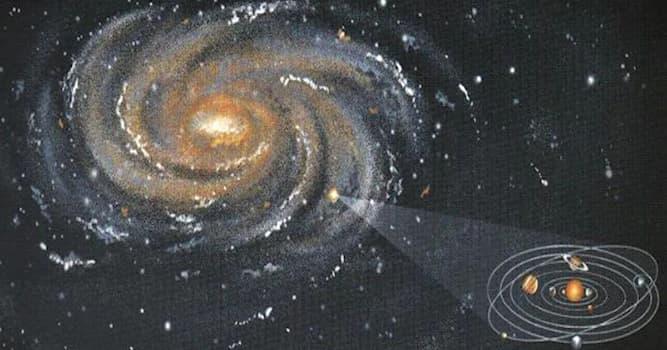 Наука Вопрос: Сколько звёзд содержится в нашей галактике Млечный Путь?