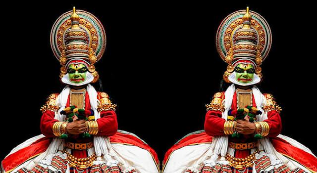 Культура Вопрос: Танцевально-драматическим театром какой страны является катхакали?