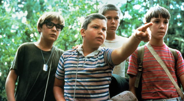 """Movies & TV Trivia Question: The film """"Stand By Me"""" is based on a novella by which author?"""