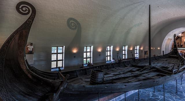 Культура Вопрос: В какой стране можно посетить Музей кораблей викингов?