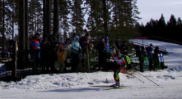 Спорт Вопрос: В какой стране находится лыжно-биатлонный стадион Контиолахти?