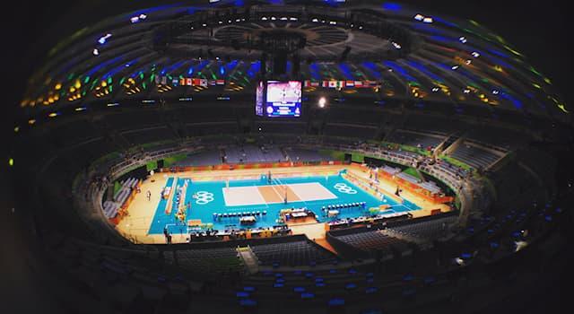 """Спорт Вопрос: В какой стране находится спортивный комплекс """"Мараканазинью""""?"""