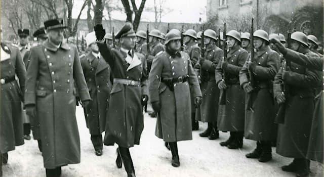 """История Вопрос: В какой стране с 1941 по 1945 гг. существовала национал-социалистическая полиция под названием """"стапо""""?"""