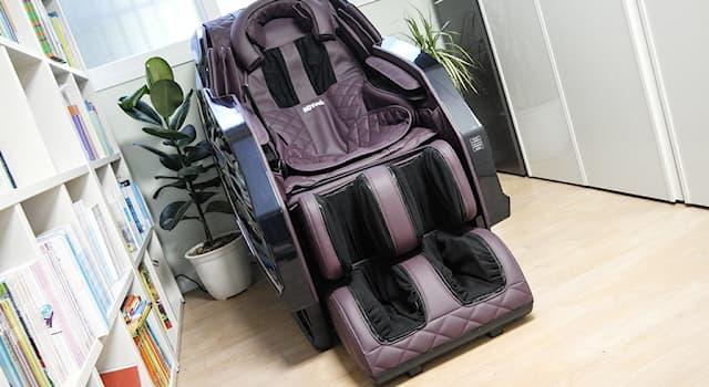 История Вопрос: В какой стране в 1940-х годах было изобретено первое массажное кресло?