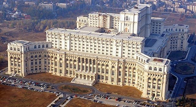 Общество Вопрос: В каком европейском городе находится это здание - дворец Парламента?