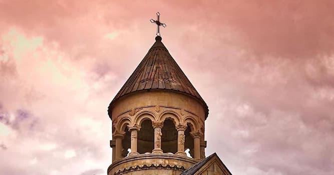История Вопрос: В каком году Армения приняла христианство?