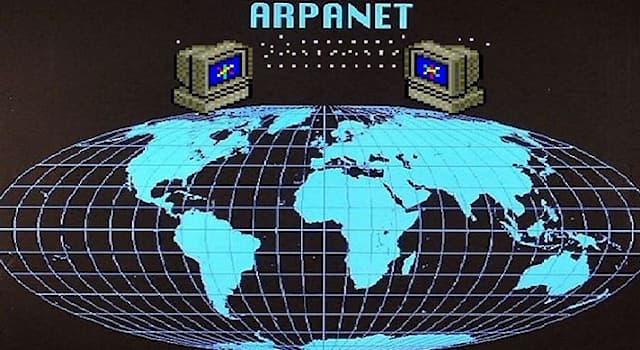 Наука Вопрос: В каком году был придуман Интернет?