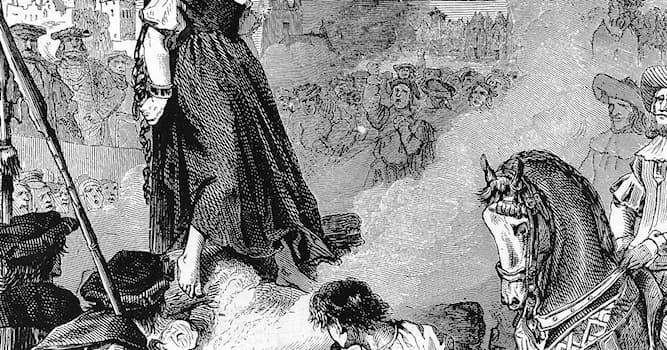 История Вопрос: В каком году на Руси состоялась охота на ведьм?