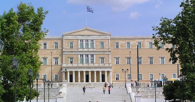 История Вопрос: В каком году в истории современной Греции городу Афины был присвоен статус столичного города?