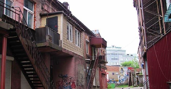 История Вопрос: В каком городе России в конце XIX — первой половине XX века существовал китайский квартал Миллионка?