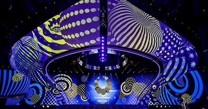 """Культура Вопрос: В каком украинском городе был проведён 62-й песенный конкурс """"Евровидение"""" в 2017 году?"""