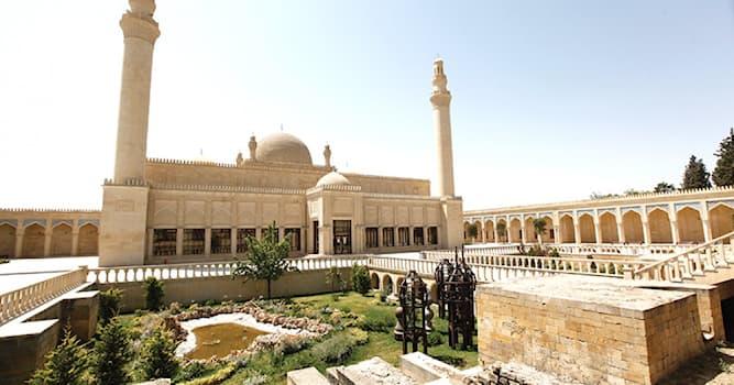 История Вопрос: В каком веке был основан Азербайджанский город Шемаха?