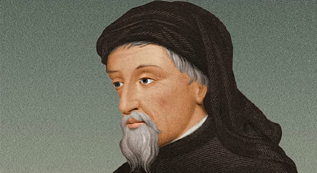 Культура Вопрос: В каком веке жил и творил «отец английской поэзии» - Джеффри Чосер?