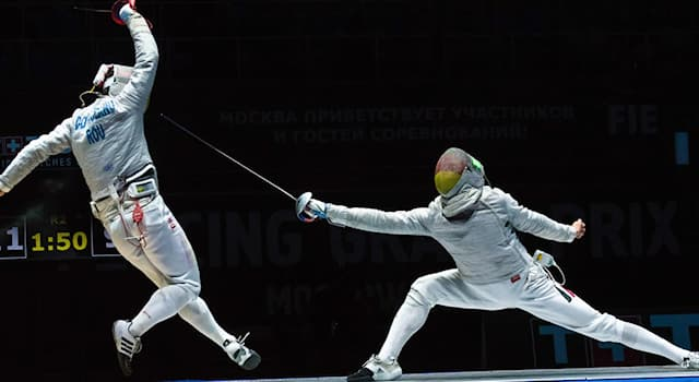Sport Trivia Question: What is this sport called?