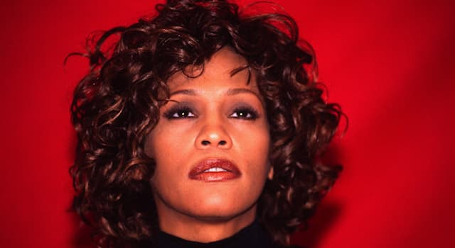Culture Trivia Question: What was Whitney Houston's first song to top the US 'Billboard' Hot 100?