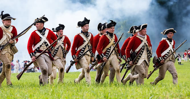 History Trivia Question: What would a British soldier have done with his 'Brown Bess'?