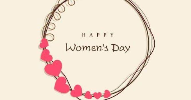 Culture Trivia Question: When do we celebrate International Women's Day?