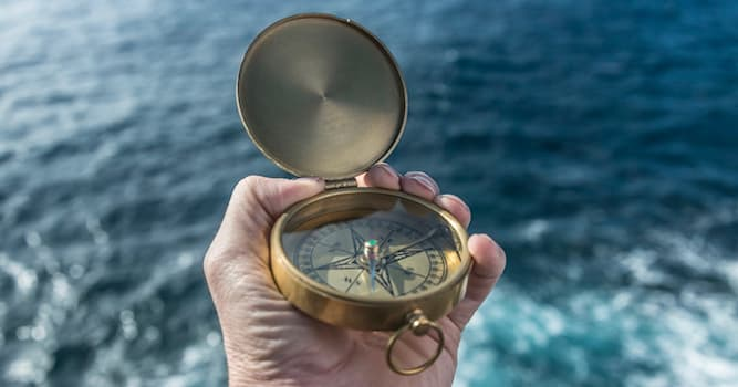 History Trivia Question: Which country is believed to have invented the compass?