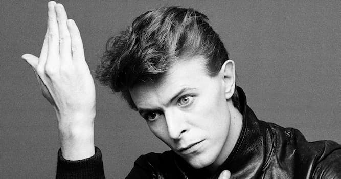 Culture Trivia Question: Which David Bowie single was the first song to reach number one in both the US and the UK charts?