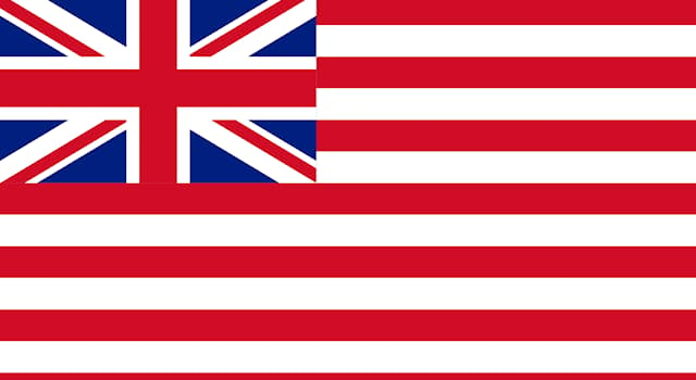 Society Trivia Question: Which flag is this?