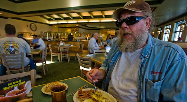 Society Trivia Question: Which of the following does a diner offer to the hungry truckers?