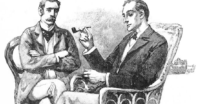 Culture Trivia Question: Who is Sherlock Holmes' most trusted friend and associate?