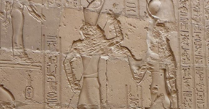 Culture Trivia Question: Who is the brother of Osiris who cuts him up into 14 pieces and scatters his body across Egypt?