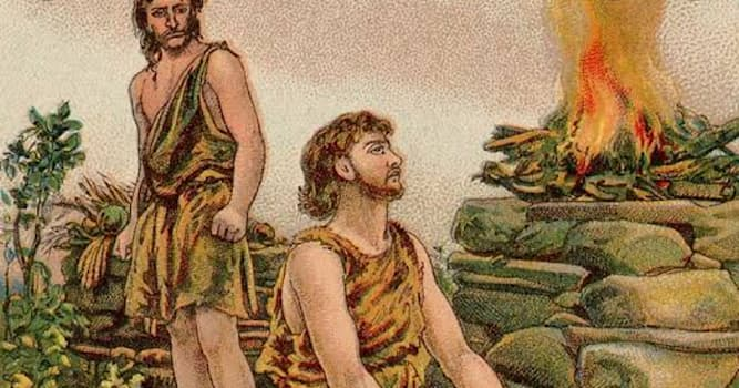 Culture Trivia Question: Who was Adam and Eve's first son?