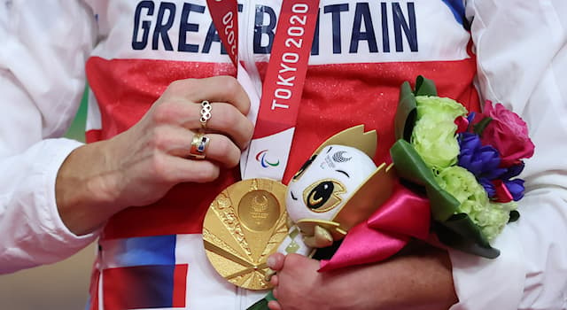 Sport Trivia Question: Who was Great Britain's first gold medallist at the Paralympic Games?