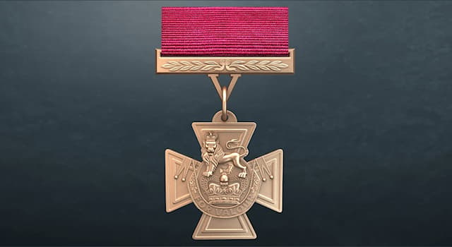 History Trivia Question: Who was the only person to be awarded the Victoria Cross (VC) twice during the Second World War?