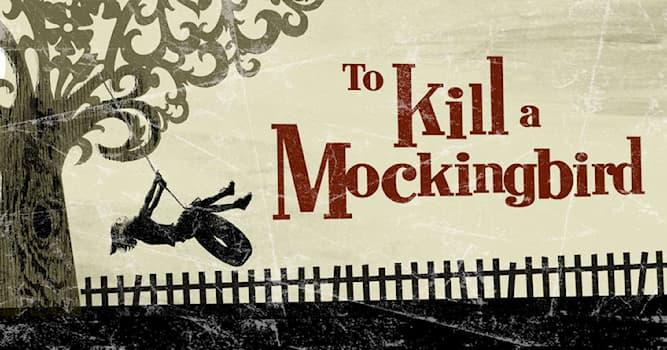 "Culture Trivia Question: Who wrote the book ""To Kill a Mockingbird""?"