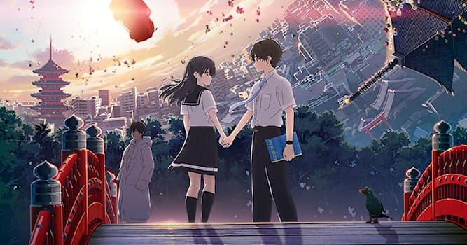 Кино Вопрос: Японская мультипликация - это...?