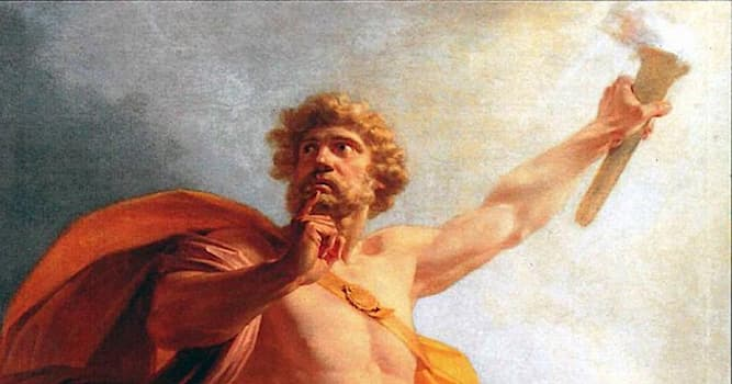 Culture Trivia Question: According to Greek mythology, what is the meaning of the name 'Prometheus'?
