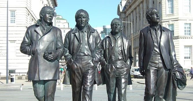 Geography Trivia Question: All four members of the English band The Beatles were from which city?