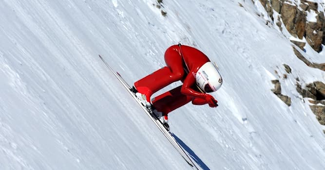 Sport Trivia Question: As of 2021, which is the fastest downhill speed skiing record?